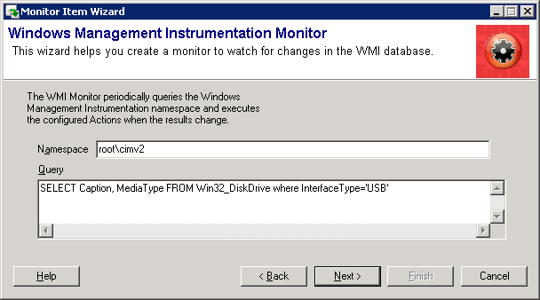 Monitoring for USB